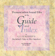 CD Cover of the Pronunciation File